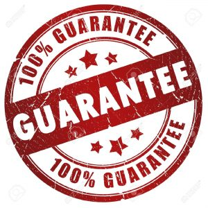 Deitz Company warranty on packaging machinery workmanship