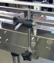 Deitz Company conveyors cleanable by design for sanitary packaging