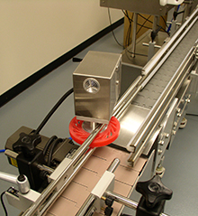 Deitz Company offers modular conveyor to fit sanitary filling, packaging lines