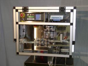 Deitz Company CS2 automated cotton inserter