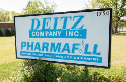 Deitz Company Pharmafill