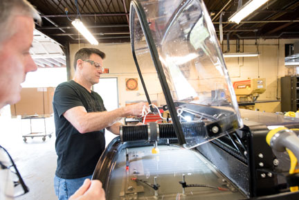 Deitz Company Invests in CNC Machining to Automate Parts Production