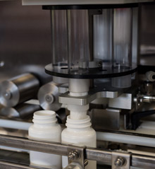 Automated Cottoners Feature Clear Insertion Tubes for Constant Visual Inspection
