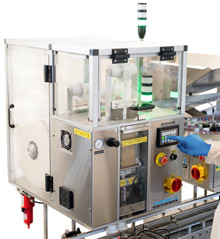 Desiccant Inserter Features New HMI for Easy Setup, Quick Changes